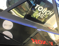HONDA INFO POINT Design – Milan design week 2013