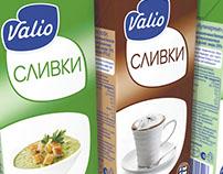 Design Valio cream