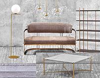 Collage Loft Design