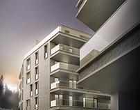 Housing Estate in Lausanne