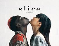 SLICE / Branding & Visual Identity