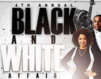 4th Annual Black And White Affair