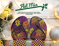 AFF (Havaianas) Holiday Collection 2016