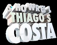 SHOWREEL VFX 2014 - THIAGO S COSTA