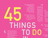 45 Things to do in Hong Kong