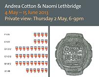 Andrea Cotton & Naomi Lethbridge