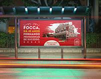 INSTITUCIONAL FOCCA 45 ANOS - OFF