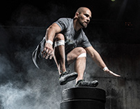 DeltaSportpark / Crossfit Photoshooting / Thomas Koller