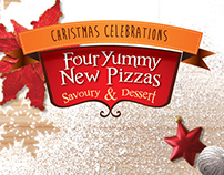 Pizza hut Christmas