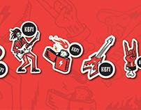 iHeart Media - KBPI Rebrand & Campaign