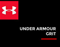 Under Armour Grit Fitness App