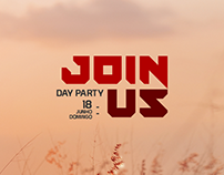 JOIN US (VISUAL ID)