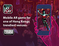 LKF Play: Mobile Augmented Reality Game