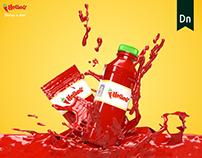 Hotbolt Pepper Ad (Falling in heat)