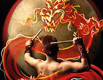 Dragon's Thunder - Souvenir Programme
