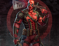 Deadpool and other Smite Stuffsz