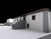 New social and cultural center of Bitarães