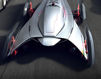 Audi Streamliner 2037