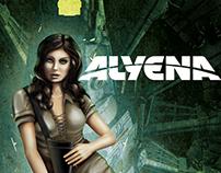 Alyena - Book Cover