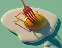 Killing Food