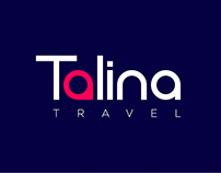 Talina Travel | Brand Redesign