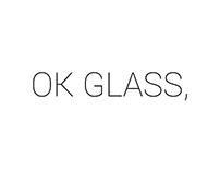 Google Glass Spec Campaign by Dennis Stevens