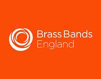 Brass Bands England Branding
