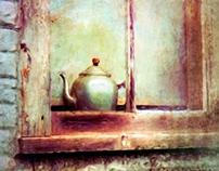 Vintage Teapot