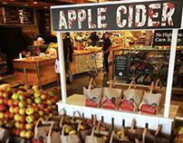 Apple Cider Display