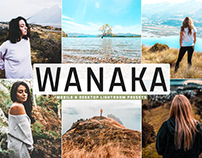 Free Wanaka Mobile & Desktop Lightroom Presets