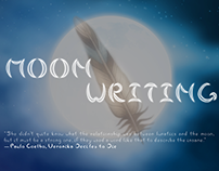 Moon Writing Type Design