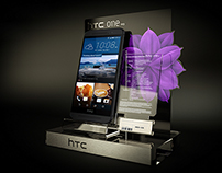 HTC stand (posm)