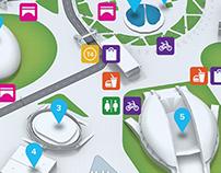 Navigation Sochi Olympic Park