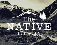 The Native - Brand & Logo