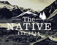 The Native - Brand & Logo