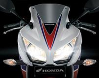 Honda CBR 250R: Ride with Pride