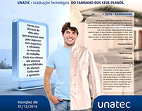 Hotsite Unatec