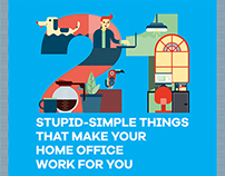 21 Things That Make Your Home Office Work for You