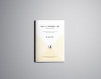 A4 Brochure Photoshop Mockup - PSD