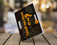 Brochure Work for Doner