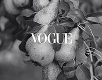 Cosima Fritz for Vogue Czechoslovakia