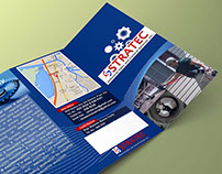 Stratec Brochure Layout