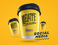 Social Media Melatte
