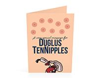 A Card for Doug TenNapel