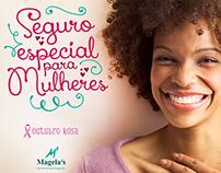 Outubro Rosa - Magela's (2015)