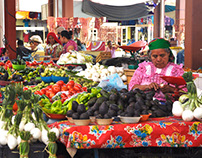 Mercados de Oaxaca (Mercado de Tlacolula)
