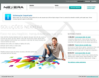 Nexxera - Financial Services Web Portal