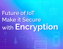 Future of IoT: Make it Secure with Encryption