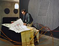RISD Museum Design the Night: Blueprint, Spring 2015