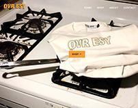 Ovr Esy: Website & Instagram